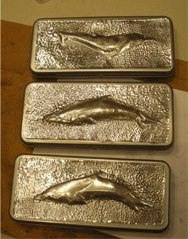 pewter dolphin boxes
